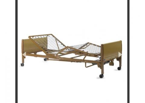 Invacare electric hospital bed
