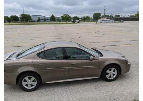 2007 Pontiac Grand Prix 95500 miles, Great Runner - $4,400 (Fond Du Lac)