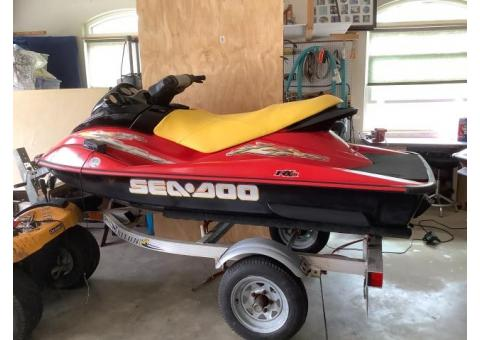 2 - Sea-Doo's For Sale